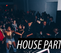 House Party – Jan 5th
