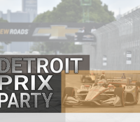 Detroit Prix Party — May 31st